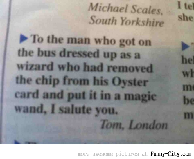 Oyster wizard