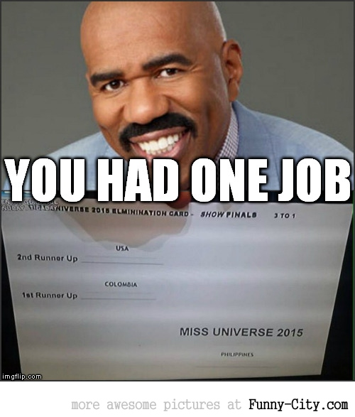 Funniest reactions of Steve Harvey fail (14 photos) [9682]
