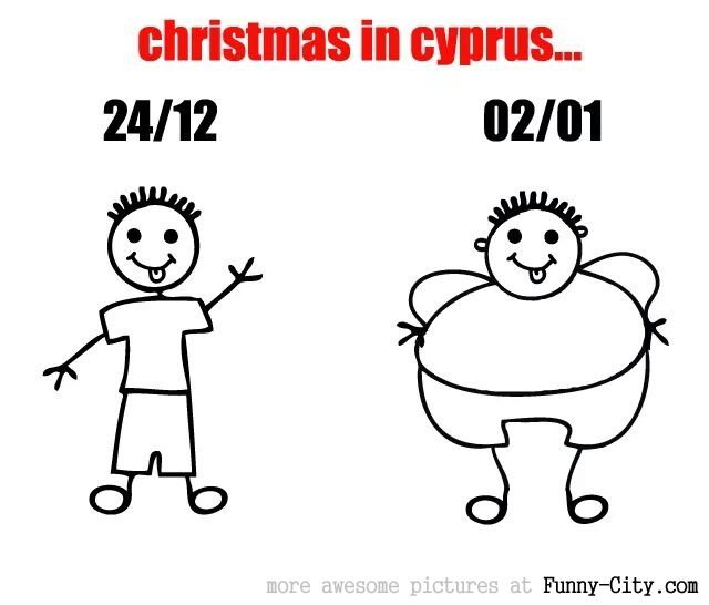 Christmas in Cyprus