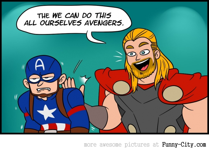 The reason why we don't need so many Avengers