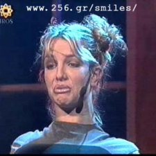 Britney Spears on Tears