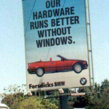 BMW - Windows