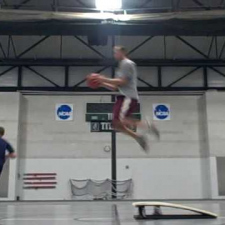 Great Basketball Trick Shots