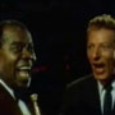 Louis Armstrong - Danny Kaye : Oh! When the saints...