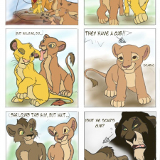 The Lion King incest saga