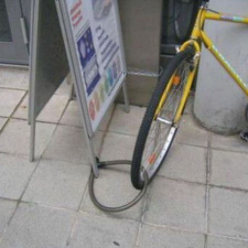 How to protect your bike from theft