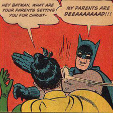 Batman's parents