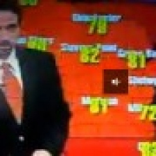 Weatherman Tie Fail
