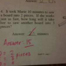 Teacher math FAIL