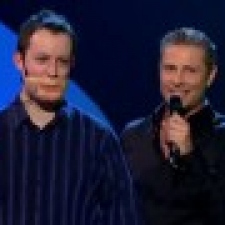 Paul Zerdin - The human ventriloquist puppet