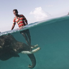 Walking on water - The Africa way