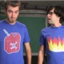 RhettandLink - T-Shirt War