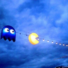 Awesome Pacman lights