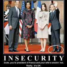 Nicolas Sarkozy - Insecurity