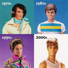 Ken through the years....