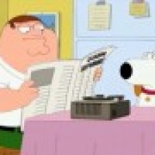 Family Guy - Bird is the word