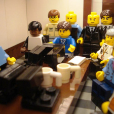 Lego Situation Room