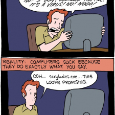 Myth and Reality About Computers