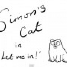Simon's Cat - Let me in