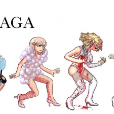 The evolution of Lady Gaga