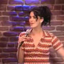 Sarah Silverman - Early Stand Up