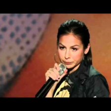 Anjelah Johnson - Flight Attendant