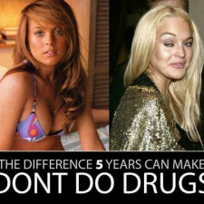 Five Years of Drugs