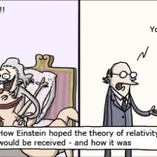 Einstein and Relativity Theory