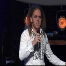 Tim Minchin - Dark Humour and Wife's humour