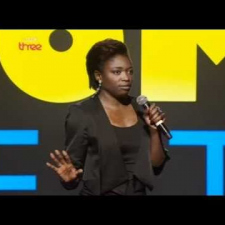 Andi Osho on Edinburgh Comedy Festival 2010