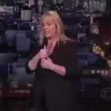 Brett Butler on David Letterman