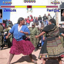 Street Fighter - The Indian edition
