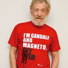 I am Gandalf and Magneto