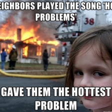 Hot problems