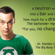 Words - Sheldon Cooper