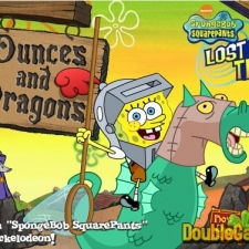 Sponge Bob Square Pants: Lost in Time
