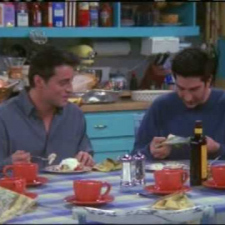 Friends - Season 6 Gag Reel