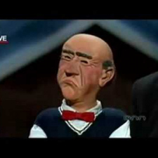 Jeff Dunham-Walter for President