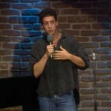 Adam Sandler - 80's Stand up