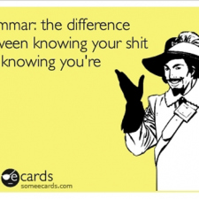 Just Grammar