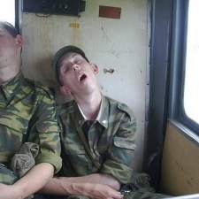Sleep - Army Level