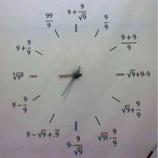 Mother of clocks!