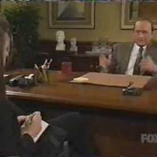 Mad TV Bob Newhart Skit - Mo Collins - Stop it