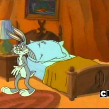 Bugs Bunny - Invasion Of The Bunny Snatchers (1992)