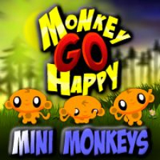 Monkey Go Happy Mini-Monkeys