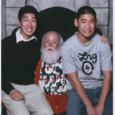 6 years of messing with Santa