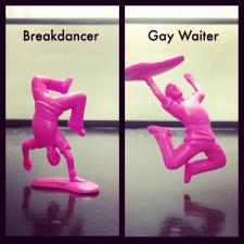 The secret life of a breakdancer