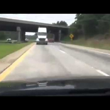 Highway Scare Prank on Wife (HQ)