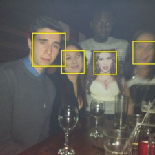 When camera facial recognition fails...