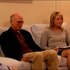 Curb your Enthusiasm - Larry David plays the newly weds game
